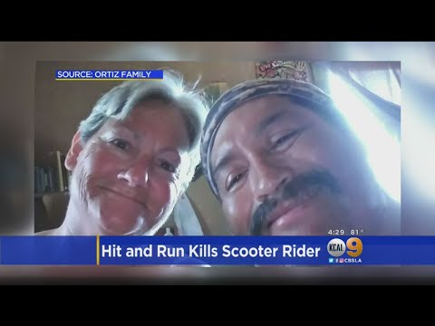 Moped Rider Killed By Hit-And-Run Driver In Redlands
