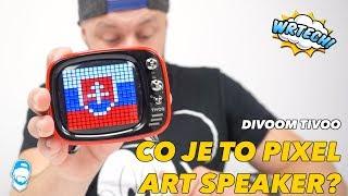 👾 CO JE TO PIXEL ART SPEAKER | #WRTECH