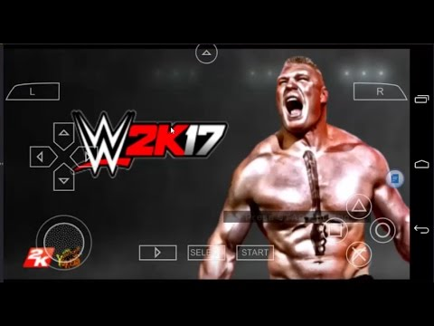 WWE 2K17 PPSSPP Free Download - Androidcure