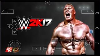 How to Download & install wwe2k17 Game in any Android Device - 100% Free