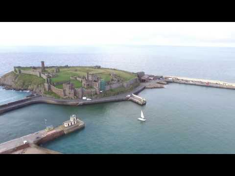 The Beautiful Peel City - Isle of Man