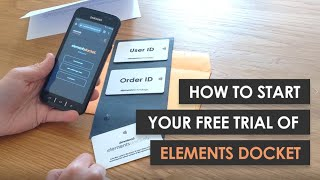 How to Start Your Free Trial of Elements Docket
