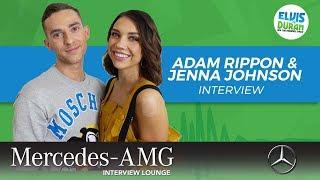 Adam Rippon and Jenna Johnson on Life After