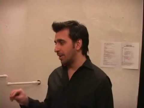 Interview with Thanos Petrelis