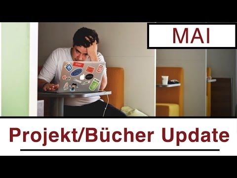Projekt/Bücher Update | Mein 2. Unternehmen! | Mai 2016