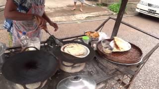 Repeat youtube video เครปพม่า เมืองพะอัน hpa an Crepe