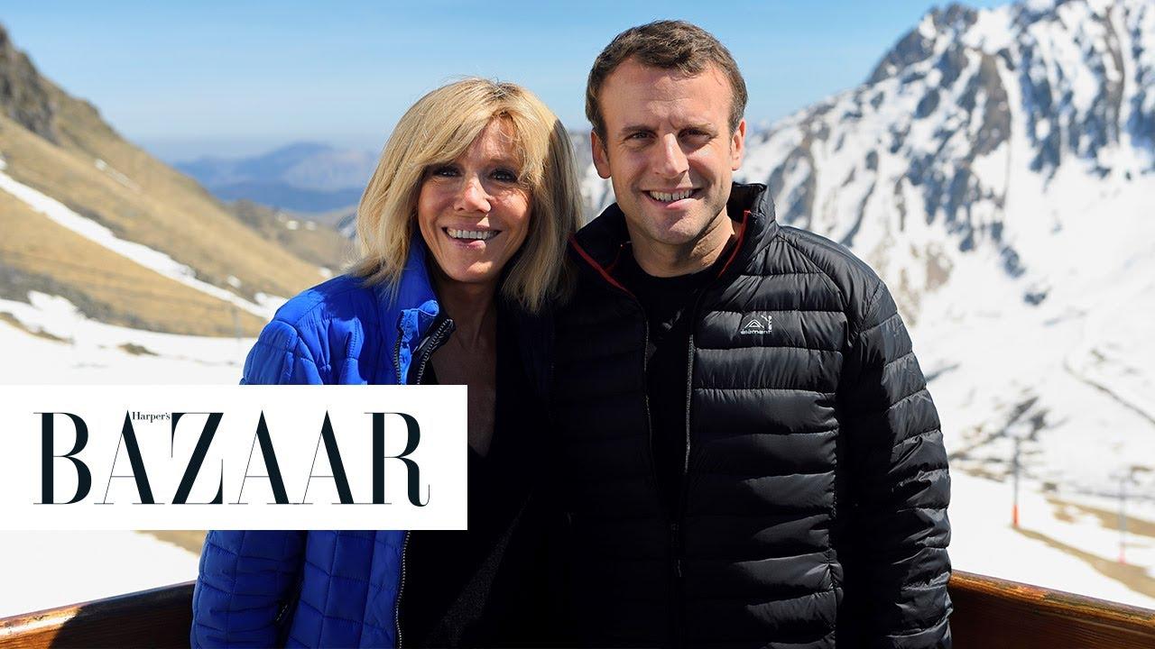 Emmanuel Macron Wedding.The Story Behind French President Elect Emmanuel Macron And Brigitte Trogneux S 10 Year Marriage