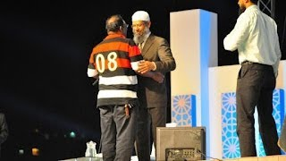 Dr.Zakir Naik Amazing Reply - Hindu Convert to Muslim [ Malaysia Tour 2012 ] ᴴᴰ