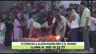 Madrileños por el Mundo, en Nepal