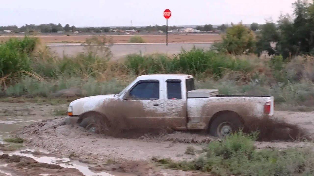 2000 Ford Ranger 4x4 Mudding Youtube