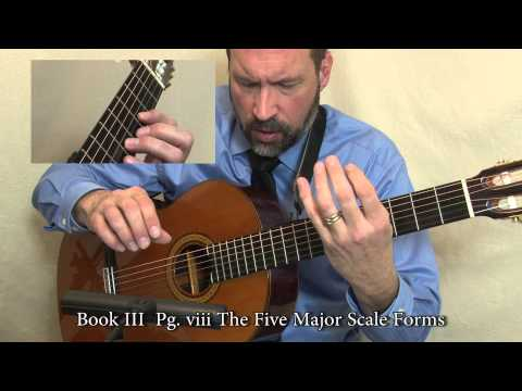 The Shearer Method Book III The Five Major Scale Forms