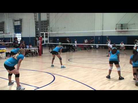 Offshore Volleyball 12-2 vs Legacy 12-Black (Match2) 6/6/2015 (W)