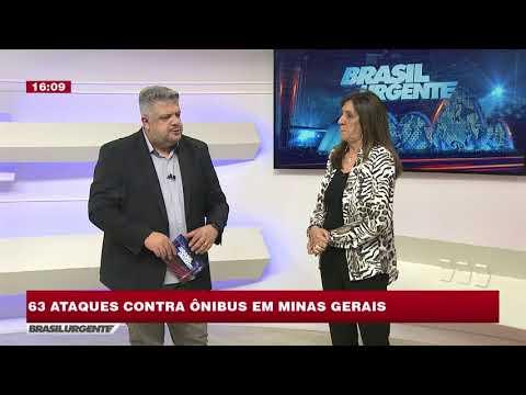 BRASIL URGENTE MINAS 07/06/2018