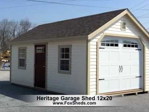 Image Result For Shed Plans Garage
