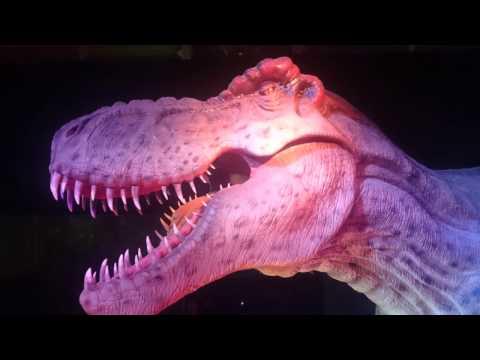 Exposition Dinosaures Palexpo Genève