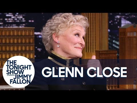 Glenn Close Set Up a Tea (and Tequila) Table for Her Off-Broadway Co-Stars
