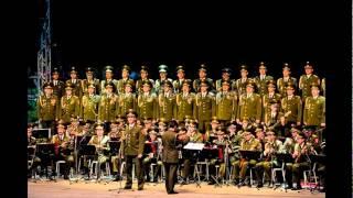 Red Army Choir + גבעטרון