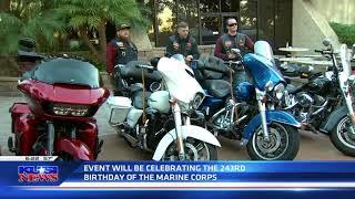 11 9 18 Marine Corp Birthday