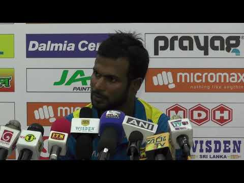 5th ODI, Post Match Press Conference - India tour of Sri Lanka 2017