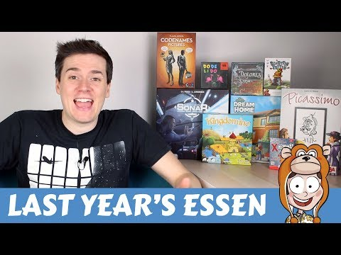 A Year On from Essen 2016 - Actualol