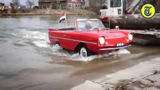 Uw Garage: Amphicar 770 - bouwjaar 1964