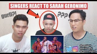 Sarah Geronimo - Tala The 2nd ASEAN Japan Music Festival [SINGERS REACT]