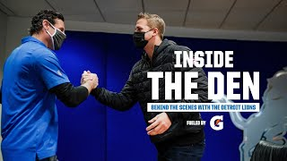 2021 Inside the Den Episode 1: Offseason with the Detroit Lions
