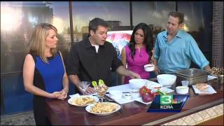 Kcra Kitchen: Cooking Up Tasty Halibut Ceviche