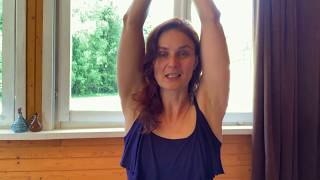 Womb-Moon Yoga: Description of Womb-Moon Body Prayer
