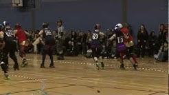 RollerGirls - Glasgow Roller Derby