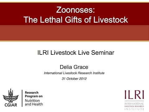 Zoonoses: The lethal gifts of livestock