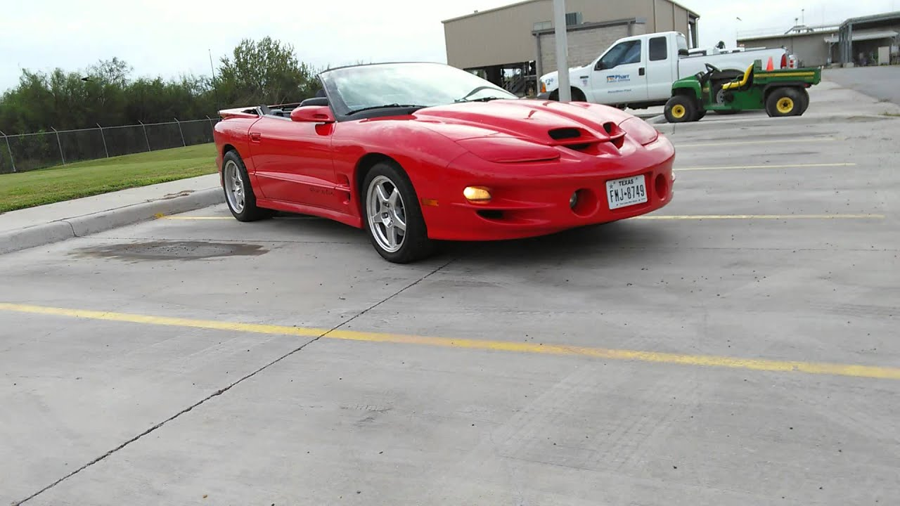Cool Review About 2001 Trans Am Ws6 Specs With Interesting Photos 1998 Pontiac Maxresdefault Cars