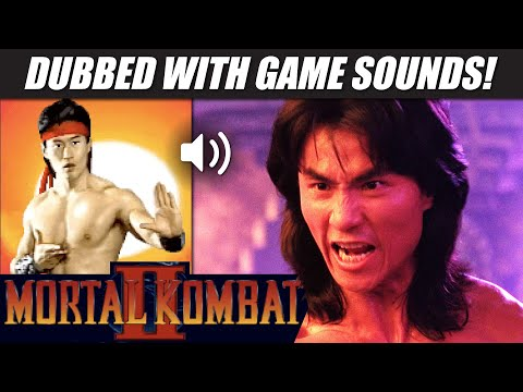 'Mortal Kombat' with MORTAL KOMBAT II sounds! thumbnail