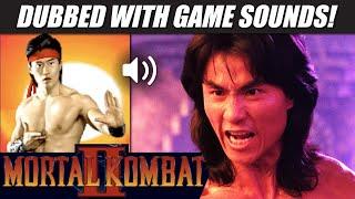 'Mortal Kombat' with MORTAL KOMBAT II sounds! | RetroSFX