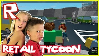 Retail Tycoon | My NEW STORE | Roblox