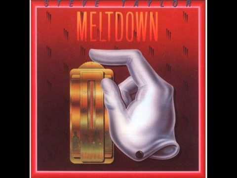 Steve Taylor - 5 - Over My Dead Body - Meltdown (1984)