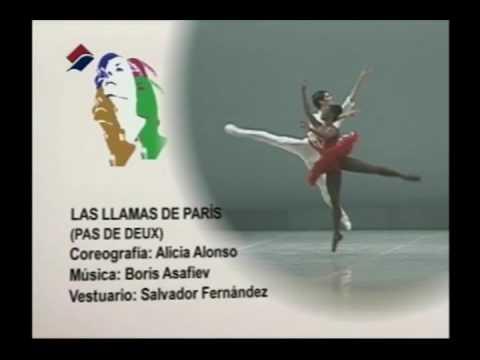 Download Youtube: Michaela de Prince & Francoise Llorente - Llamas de Paris PDD