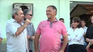 Secretário Urânio - Ambulância e investimentos na saúde do município de Quixeré
