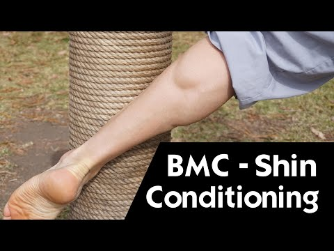 Shin Conditioning: A Progressive Workout For Strengthening Your Shins | Martial Arts Explained