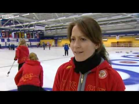 Youtube Russian Ladies Curling Team 45