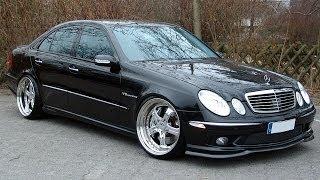 Mercedes W211 2002 - Секонд Тест