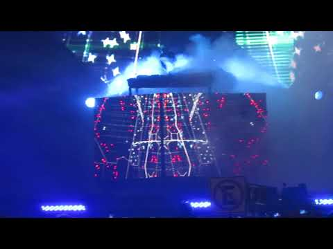 "Alan Walker in Lima Peru ""Faded""  Vivo X El Rock 10"