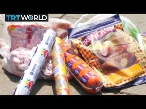 African nations ban processed meat from South Africa