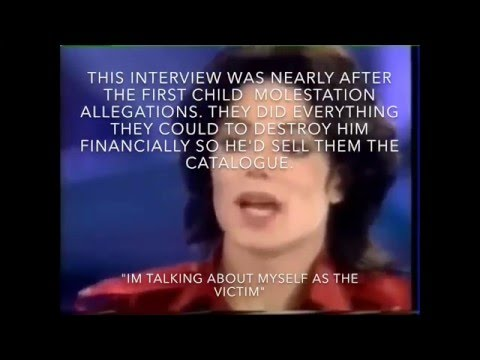 Michael Jackson was murdered! (the truth about Sony & the Catalogue)
