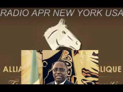 RADIO APR NEW YORK / USA