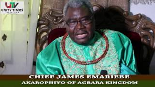 URHOBO TRADITION: THE BEAUTY IN THE TRADITIONAL  MARRIAGE