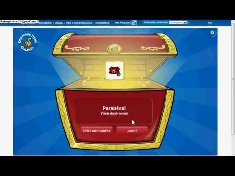 código-do-club-penguin:-camiseta-vermelha-de-guitarra