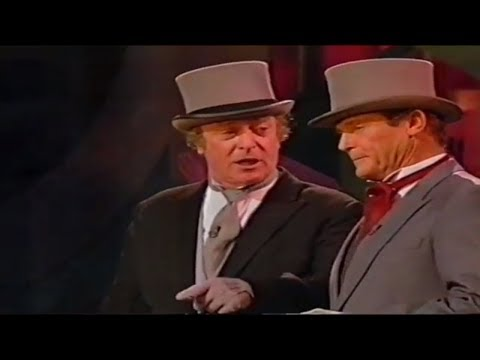 """Michael Caine and Roger Moore  """"Ascot Gavotte"""" - My Fair Lady (A Royal Birthday Gala…Part  19/30) HD"""