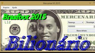 Como ficar bilionário no brasfoot 2015