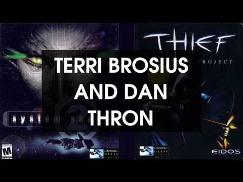 Terri Brosius, Dan Thron: Looking Glass Interview 9/10